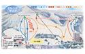 ルーデンス湯沢スキー場のイメージマップ
