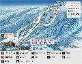 函館七飯スノーパークのイメージマップ