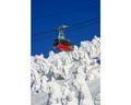 八甲田スキー場のイメージマップ