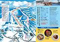 大鰐温泉スキー場のイメージマップ