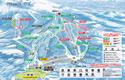 青森スプリング・スキーリゾートのイメージマップ