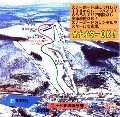 十和田湖温泉スキー場のイメージマップ