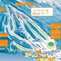 八幡平リゾートパノラマスキー場のイメージマップ
