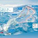 八幡平リゾート下倉スキー場のイメージマップ