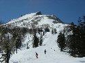 大雪山黒岳スキー場のイメージマップ