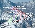 スプリングバレー仙台泉スキー場のイメージマップ