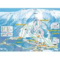 たざわ湖スキー場のイメージマップ