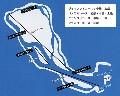 花輪スキー場のイメージマップ