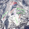 米沢スキー場のイメージマップ