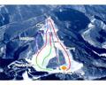 山形県最上町赤倉温泉スキー場のイメージマップ