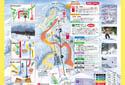 グランデコスノーリゾートのイメージマップ