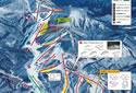 会津高原たかつえスキー場のイメージマップ