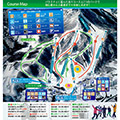 会津高原だいくらスキー場のイメージマップ