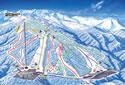 グランディ羽鳥湖スキーリゾートのイメージマップ