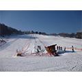 伊ノ沢市民スキー場のイメージマップ