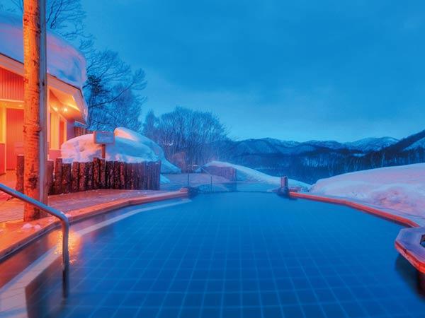 水上温泉郷 水上高原ホテル200