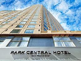 パーク セントラル ホテル サンフランシスコ