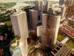 アンダーズ シンガポールーア コンセプト バイ ハイアット