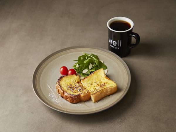 朝ごはんフェスティバル出品メニュー