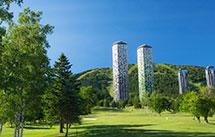 星野リゾート トマム ザ・タワー