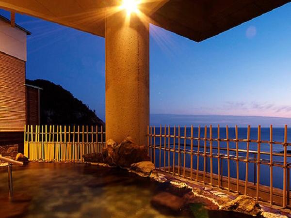 日和山温泉 ホテル 金波楼