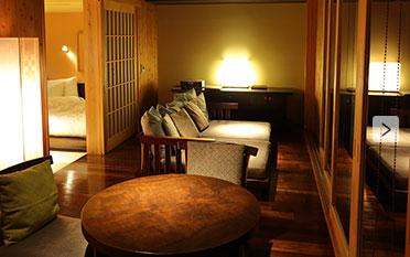 高級ホテル・旅館で、贅沢なお時間を