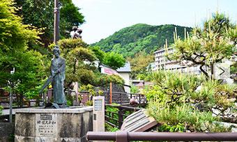 湯村温泉(兵庫)