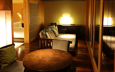 高級ホテル・旅館