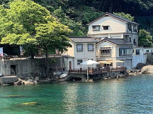 入り江の一軒家 みたはま荘