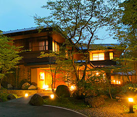 竹泉荘Mt.Zao Onsen Resort & Spa