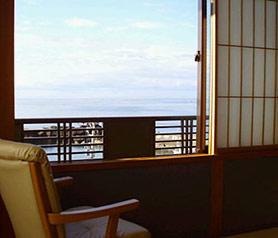 越前海岸 玉川の宿 岩本屋