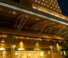 上諏訪温泉 RAKO華乃井ホテル