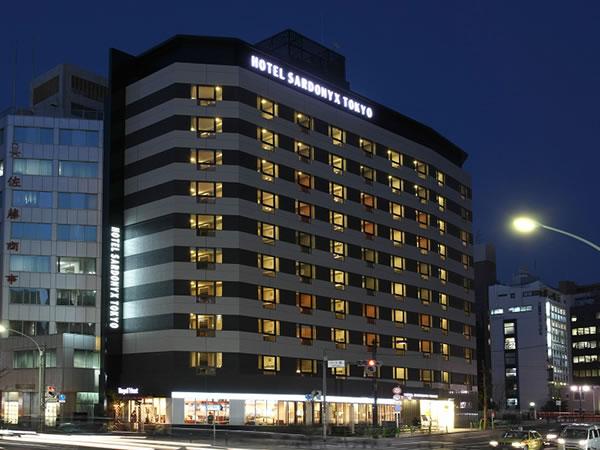 ホテル サードニクス東京