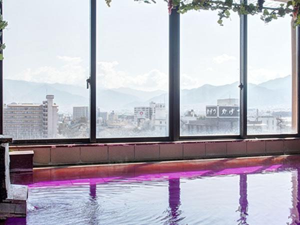 石和温泉 ホテル八田