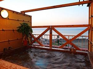 小浜温泉 つたや旅館