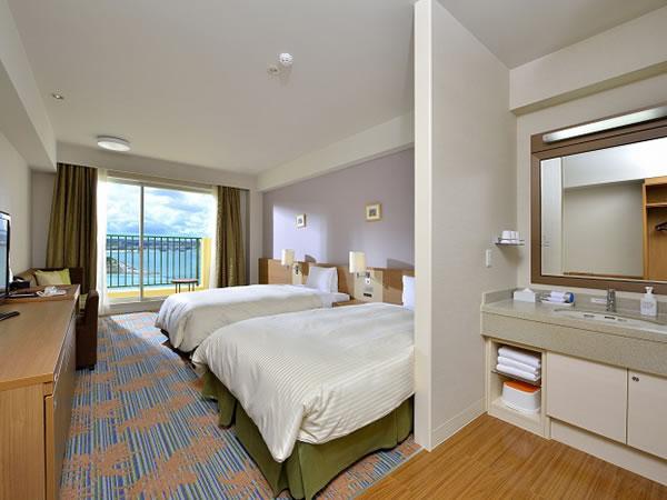 ベッセルホテルカンパーナ沖縄(全室禁煙)