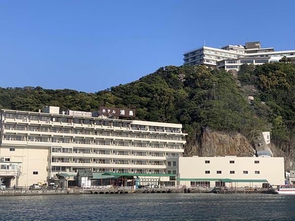 勝浦温泉 ホテル浦島
