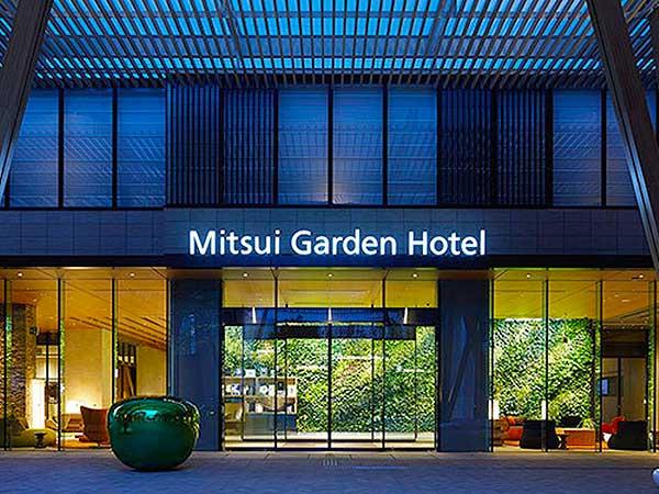 三井ガーデンホテル柏の葉