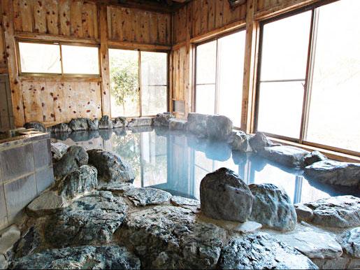 水上温泉 ペンション 朝ねぼう