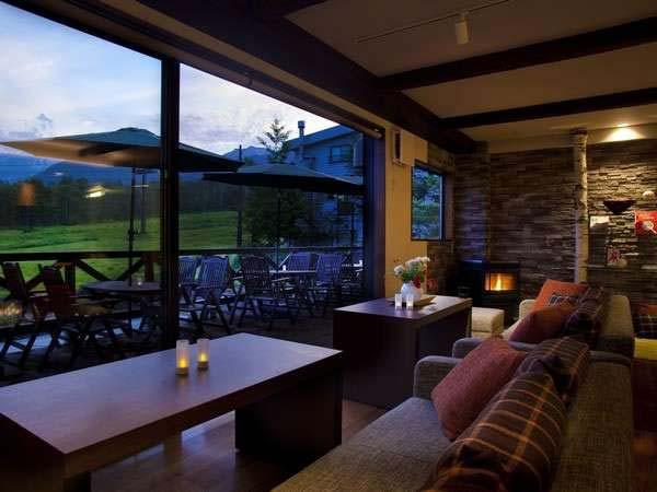 星降る高原の小さなホテル 白馬ベルグハウス