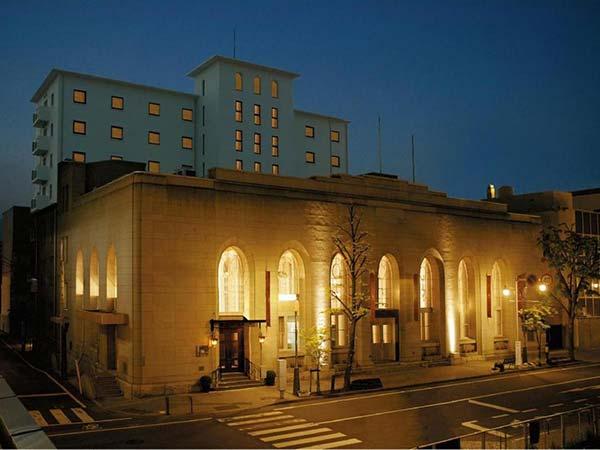 松本丸の内ホテル(旧:ホテル アルモニービアン)