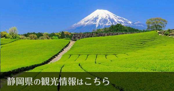 静岡県のおすすめ観光スポット