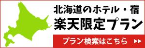北海道のホテル・宿 楽天限定プラン