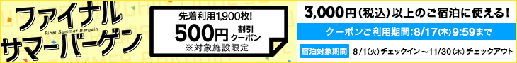 クーポン500