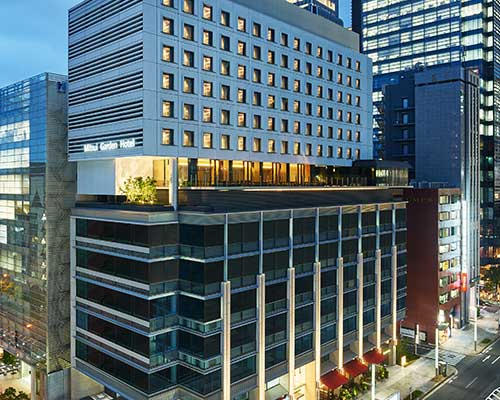 三井ガーデンホテル日本橋プレミア 2018年9月13日(木)オープン