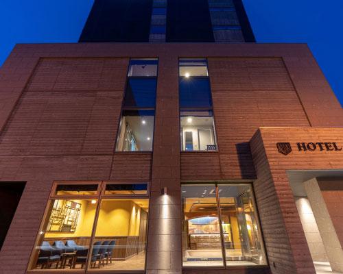 ホテル・トリフィート小樽運河(2018年4月20日オープン)