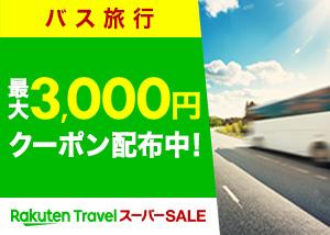 最大3,000円クーポン