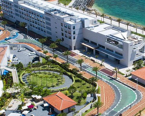 ダブルツリーbyヒルトン沖縄北谷リゾート(2018年6月オープン)