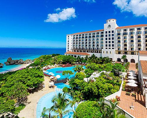 ホテル日航アリビラ