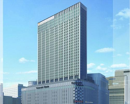ホテル阪急レスパイア大阪(2019年11月27日オープン)